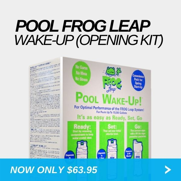 Pool Frog Leap Wake-up Kit - Shop Now