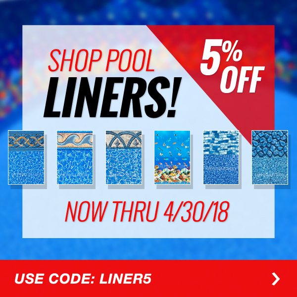 Replacement Pool Liner Sale
