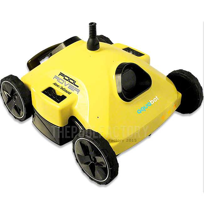 Aquabot Pool Rover Robotic Cleaner Model S2 50