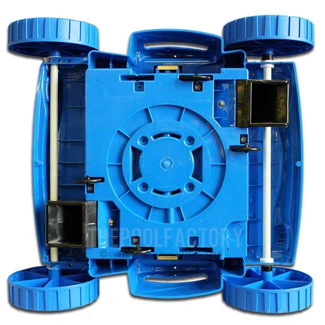 Aquabot Pool Rover Turbo Robotic Jet Pool Cleaner Abprvt