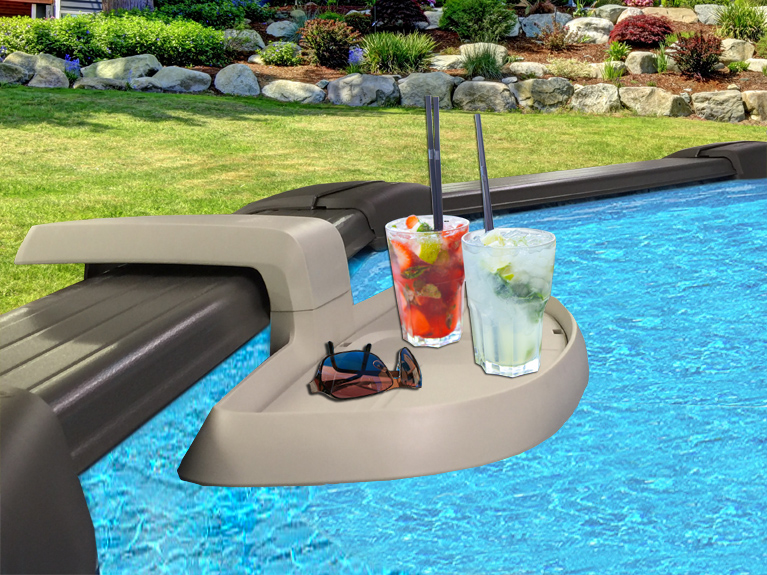 Cocktail Tray For Above Ground Pools