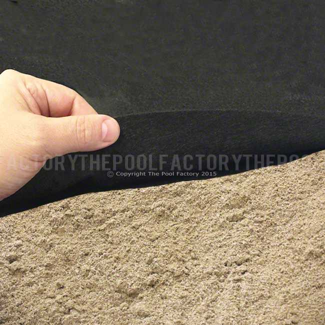 12 Round Liner Floor Pad By Armor Shield The Pool Factory