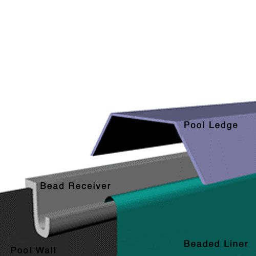 Bead Receiver For 18 Round Or 12 X 24 Oval Pools