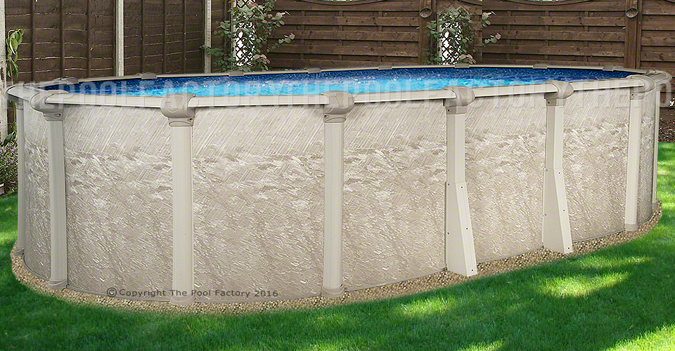"10'x19'x52"" Cameo Oval Pool"