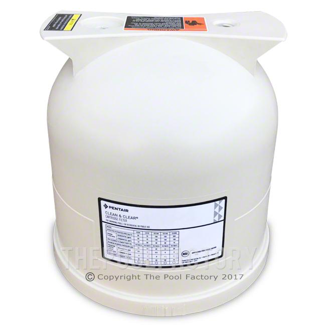 Pentair Clean Amp Clear Filter Lid 178561