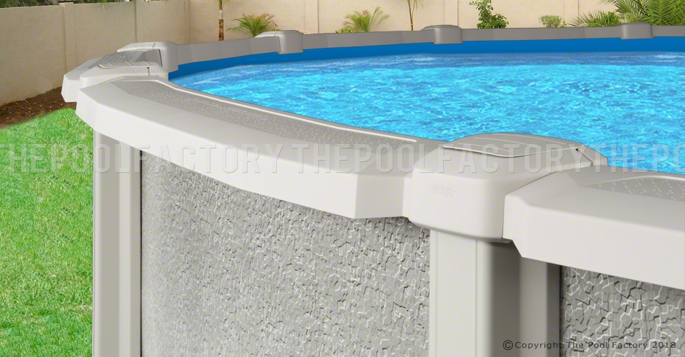 18 X33 X54 Quot Saltwater 8000 Oval Pool