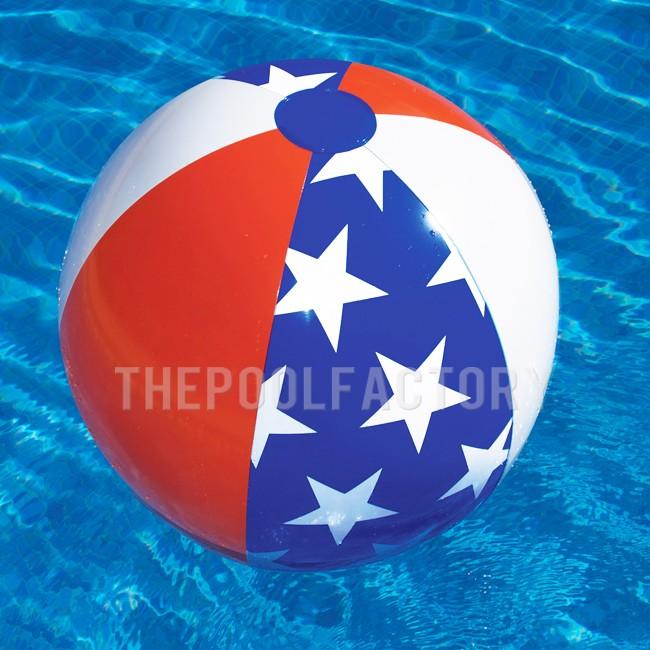 "22"" Americana Beach Ball"