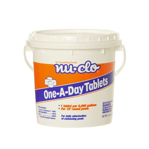 One A Day Chlorine Tablets 3.5lbs