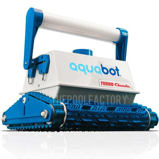 Aquabot Turbo Classic Inground Robotic Pool Cleaner