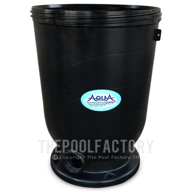AquaPro Cartridge & DE Filter Tank Bottom