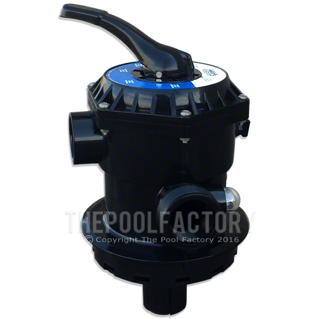 Aquapro 7 Way Top Mount Valve