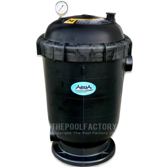 AquaPro 120 SQ. FT. Above Ground Pool Cartridge Filter Tank