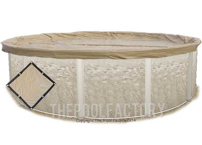 30' Round Ultimate Guard Winter Cover