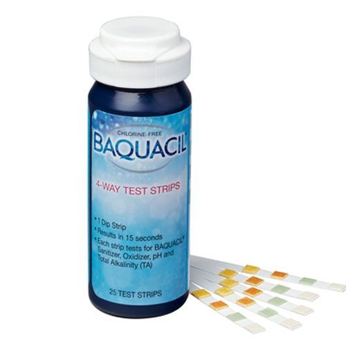 Baquacil 4 in 1 Test Kit (25 Strips)