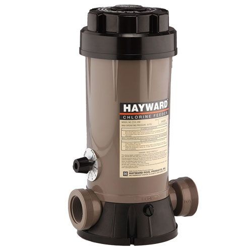 Hayward CL200 In-Line Above-Ground Chlorinator