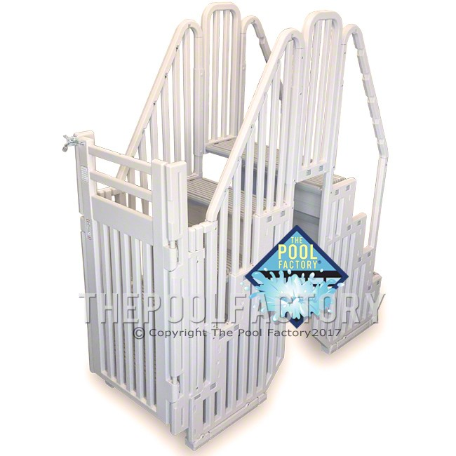 Confer Step Enclosure Kit with Gate
