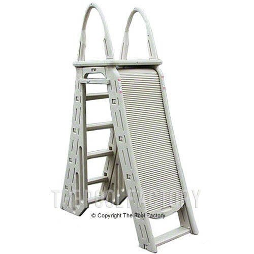 Confer Roll-Guard A-Frame Safety Ladder
