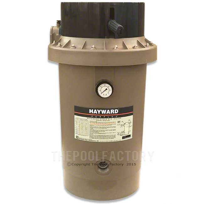 Hayward Perflex EC65A Extended Cycle D.E. Filter