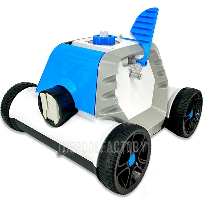 Elix Rechargeable Cordless Robotic Pool Cleaner