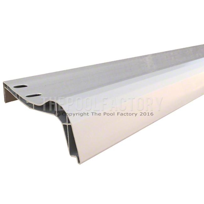 Resin Top Ledge for 8X14 - 10X21 Oval Hampton Pool Models