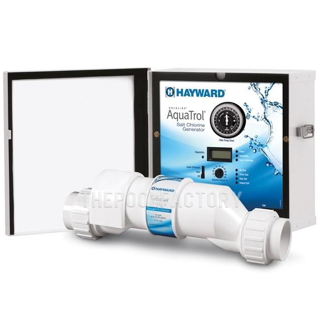 Hayward Aqua Trol RJ Salt Chlorine Generator System