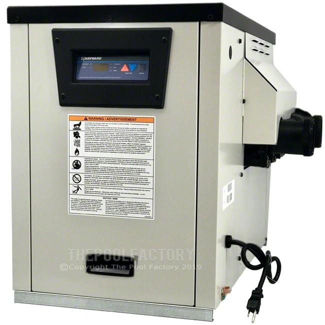 Hayward H-Series 135K BTU Natural Gas Above Ground Heater