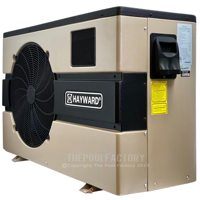 Hayward Titanium 50K BTU Electric Heat Pump HP50HA
