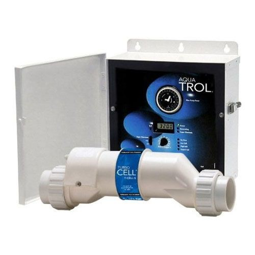 Hayward Aqua Trol HP Salt Chlorine Generator System for PVC Pipe