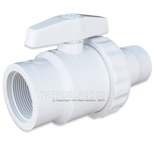 Hayward Trimline SP0723 Shut off Ball Valve