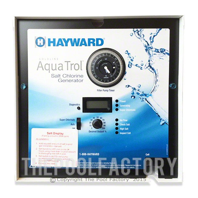 Hayward Aquatrol RJ Power Supply Control Box