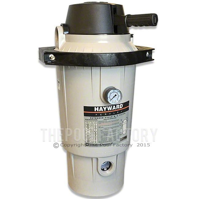 Hayward Perflex Ec40 D E Above Ground Pool Filter Tank Ec40ac