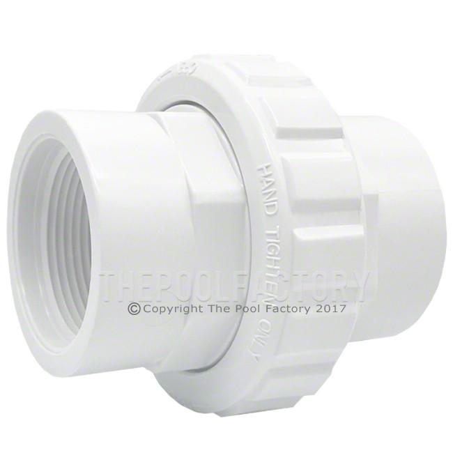 "Hayward Flush Union 1.5"" FPT x 1.5"" FPT (Female x Female) SP14952"