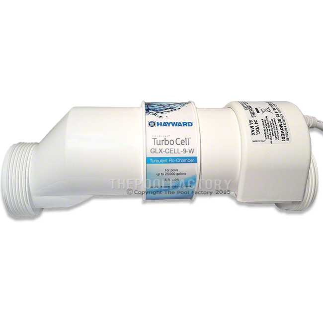 Hayward Aqua Rite Replacement Turbo Cell Up To 25K Gallons GLX-CELL- 9W