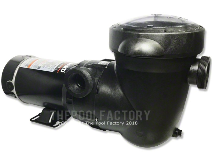 Hayward Power-Flo Matrix Pump 1.5 HP - Horizontal Discharge