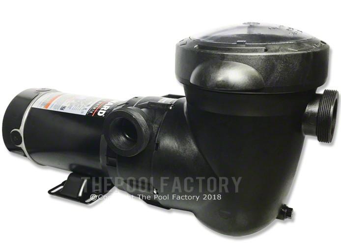 Hayward Power-Flo Matrix Pump 1 HP - Horizontal Discharge