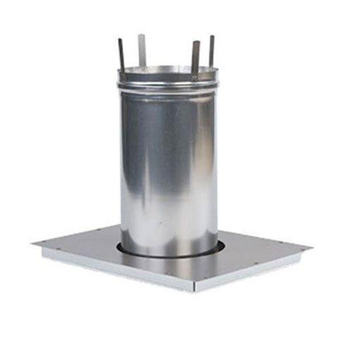 Hayward Negative Pressure Vertical Indoor Vent Adapter Kit