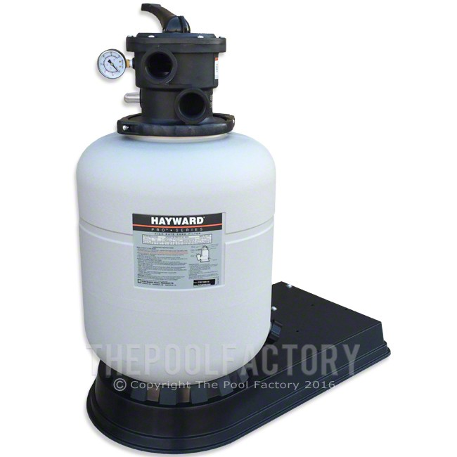 Hayward Pro Series S166T Above Ground Pool Sand Filter