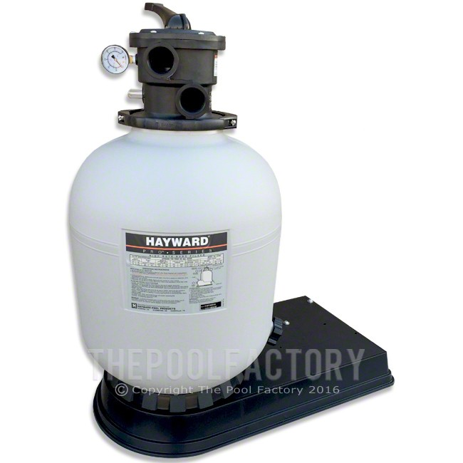 Hayward Pro Series S180T Above Ground Pool Sand Filter