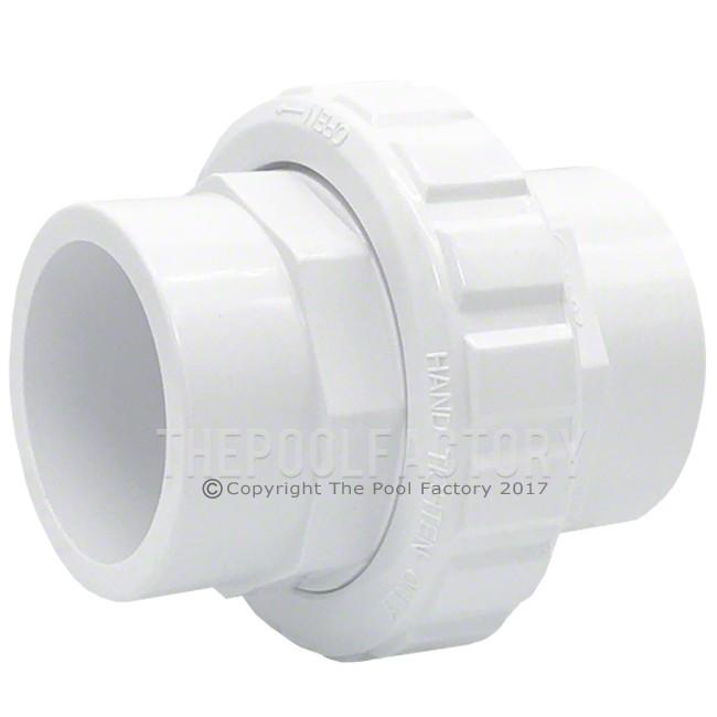 "Hayward Flush Union- 1.5"" SKT x 1.5"" SKT (Slip x Slip) SP14952S"