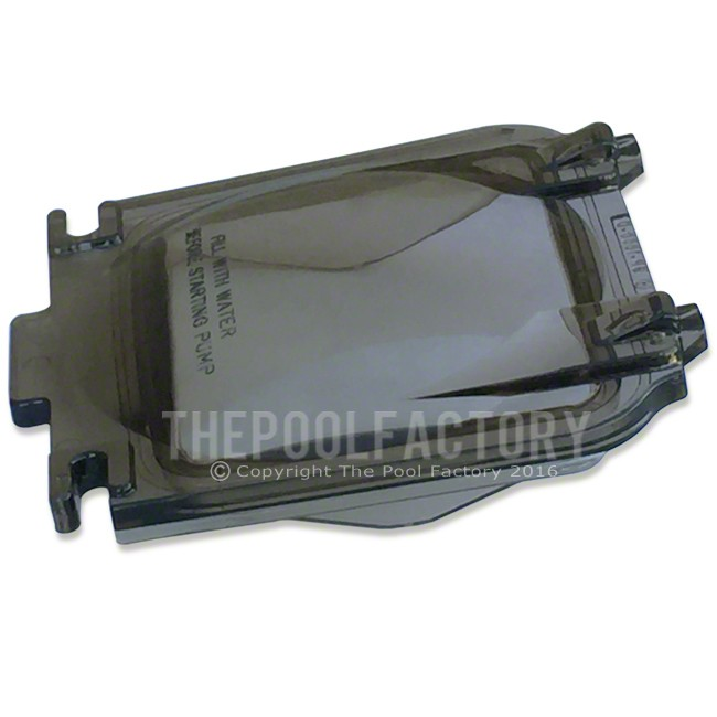 Hayward Super Pump Strainer Cover Clear SPX1600D