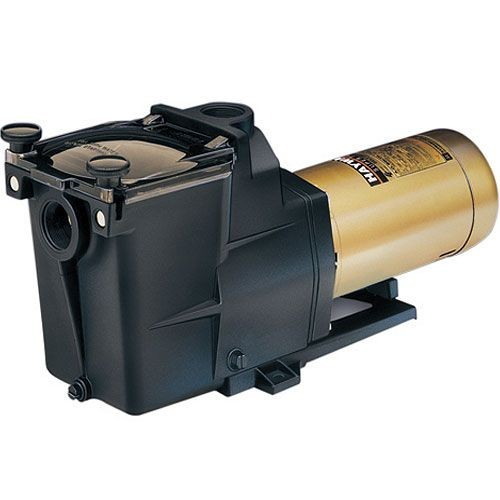 Hayward Super Pump 1 HP Max Rated Single Speed Pool Pump 115V/230V - SP2607X10