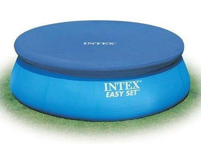 Intex 8' Round Easy Set Cover 58939E