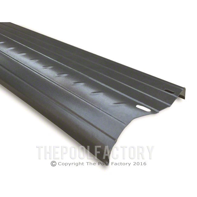 Top Ledge for Curved Side of 15'X24' - 15'x30'  Melenia Pool Models