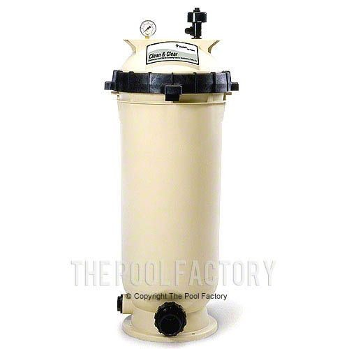 Pentair CC125 Above Ground Pool Cartridge Filter
