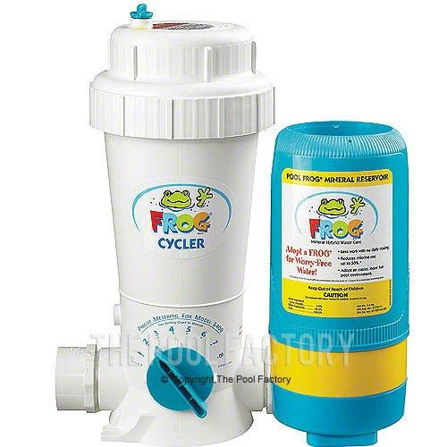 Pool Frog In-Ground 5400 Series Mineral System 01-01-5480