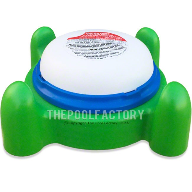 Pool Frog Leap Infuzer Cover Cap With O-ring 01-22-1418