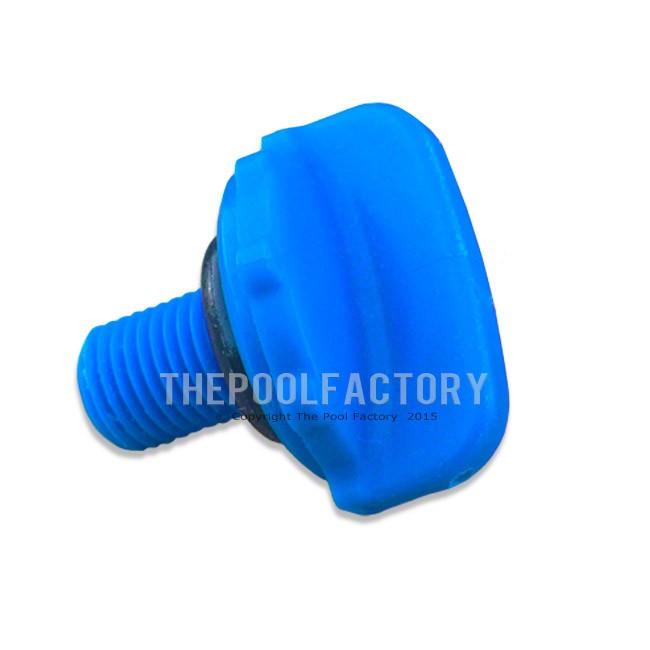 Pool Frog Leap Knob Plug with O-Ring 01-22-9940