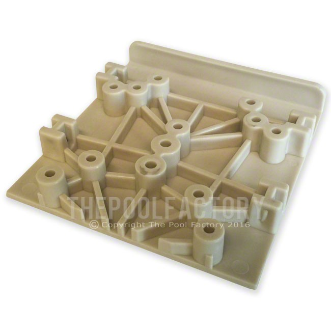 Top Resin Joiner Plate for Oval Straight Side Saltwater 5000