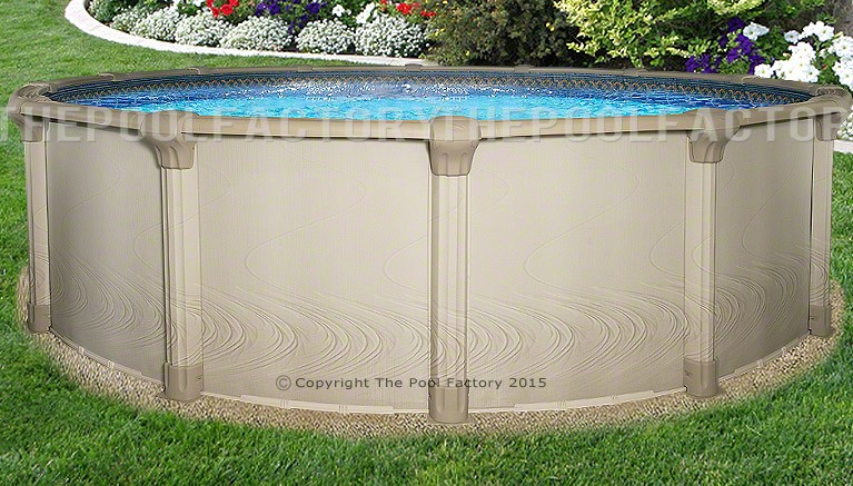 """30'x54"""" Quest Round Pool"""
