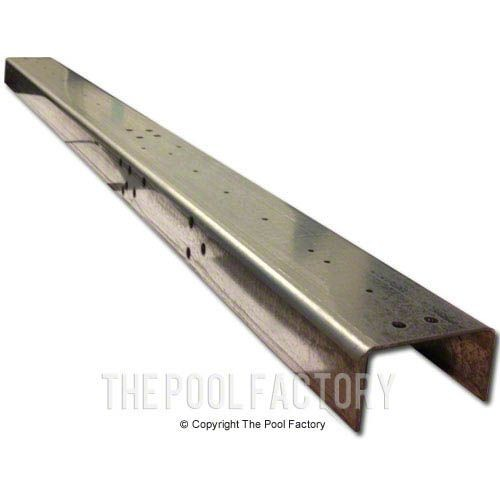 Top Channel Support Beam for Oval Sharkline/Saltwater Pool Models